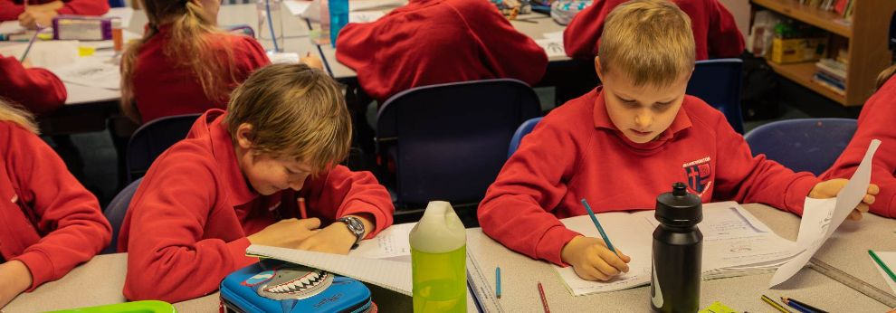 Life at Belbroughton Primary